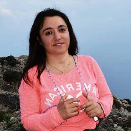 Evangelia-Marina Agapiou