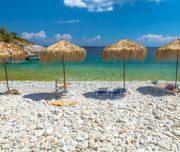 South Peloponnese beach
