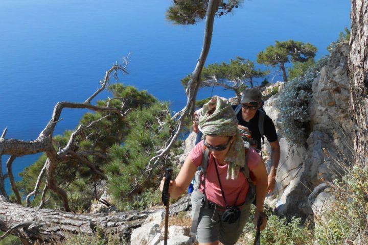 Trekking in Karpathos by Natural Greece