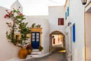 Architecture of Kythnos island