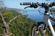Cycling in Skopelos island