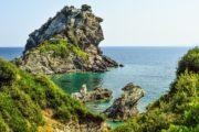 Kastri in Skopelos island