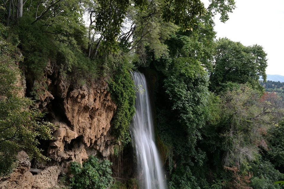 waterfalls of edessa