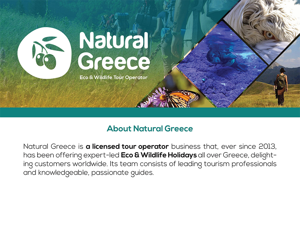 About Natural Greece